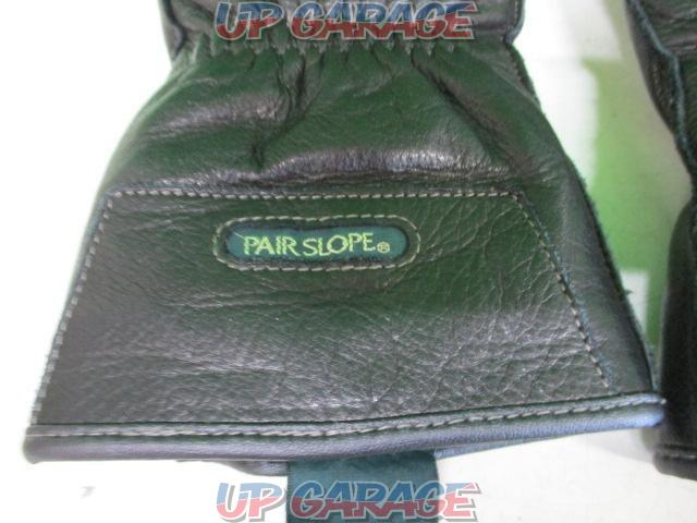 PAIRSLOPE (pair slope) PG-30DW Leather Winter Gloves S size-02