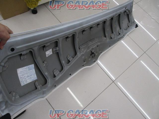 TOYOTA Genuine bonnet 200 series Hiace Type 3 wide-05