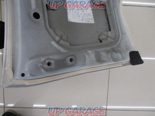 TOYOTA Genuine bonnet 200 series Hiace Type 3 wide-06