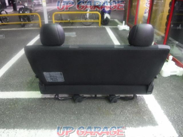 □ Price cut! TOYOTA Hiace (200 series) Dark prime Ⅱ genuine Second seat (2nd row seat)-07