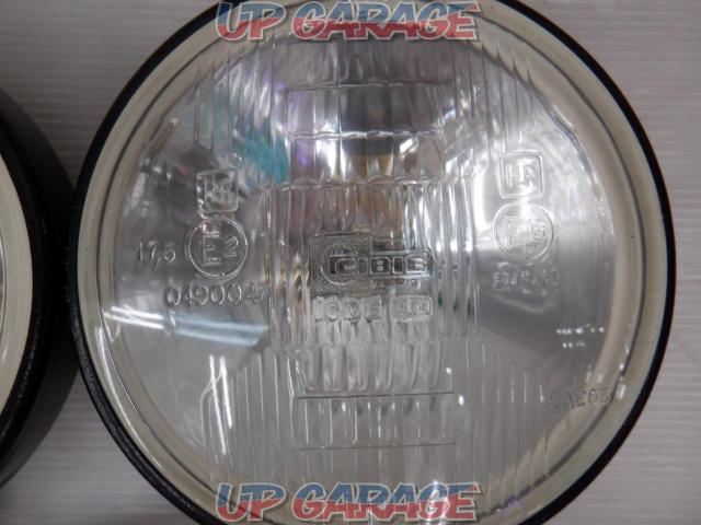 CIBIE Dual fog lights Clear lens General purpose-02