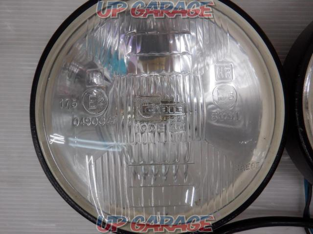 CIBIE Dual fog lights Clear lens General purpose-03