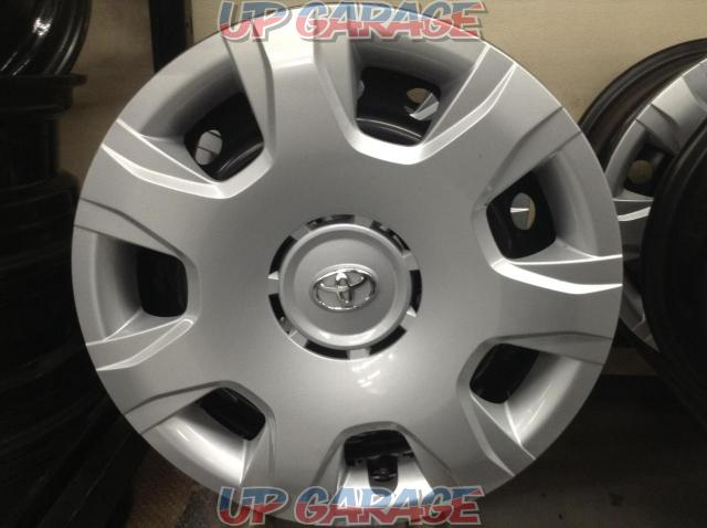 TOYOTA 200 series Hiace genuine steel wheel-02