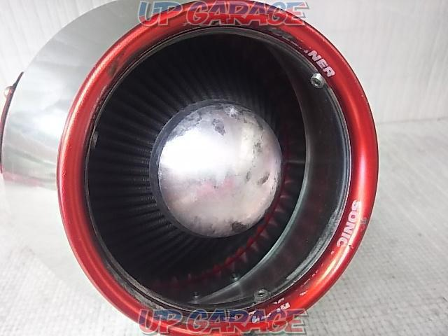 BRITZ SONIC POWER AIR CLEANER RB1前期 オデッセイ-02