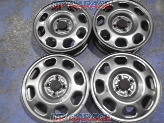 Mazda genuine (MAZDA) Flare crossover genuine steel wheel-01