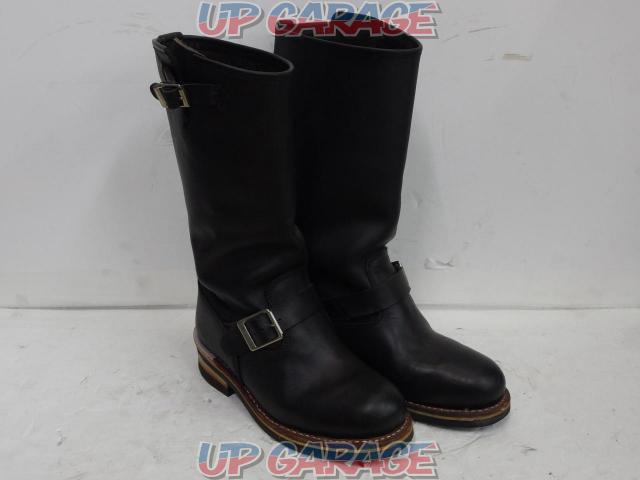 GoldenRetriever Ladies Long Engineer Boots Size 24.0cm-02