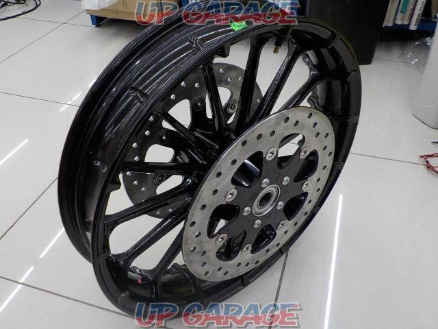 Harley Touring Road Quad SP 19 years Genuine front wheel-02