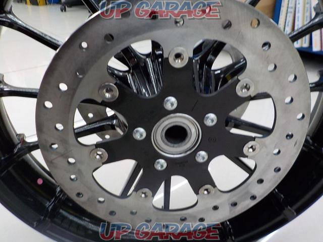 Harley Touring Road Quad SP 19 years Genuine front wheel-03