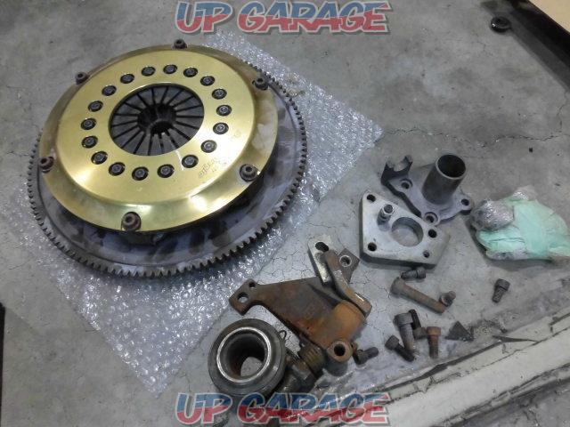 OS Giken Super Single clutch kit RX-7 FD3S With operation conversion parts-01