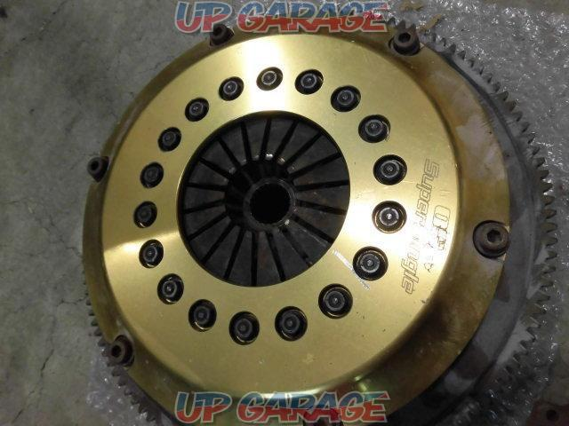 OS Giken Super Single clutch kit RX-7 FD3S With operation conversion parts-03