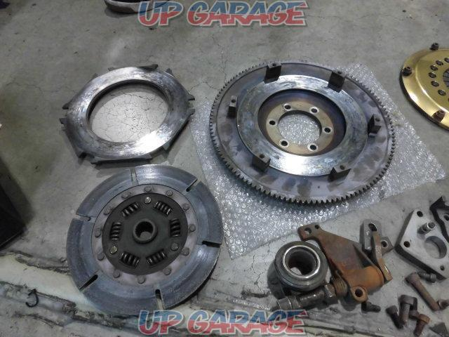 OS Giken Super Single clutch kit RX-7 FD3S With operation conversion parts-04