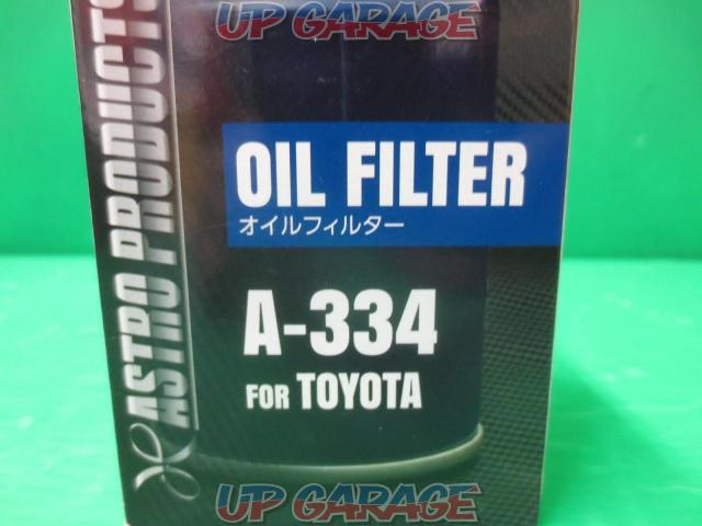 ASTRO PRODUCTS oil filter A-33A-02