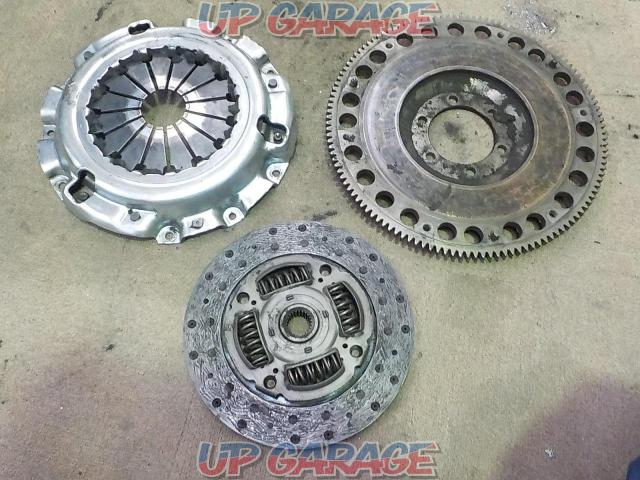 [RX-8 / SE3P] MAZDA Genuine clutch (manufactured by EXEDY)-01