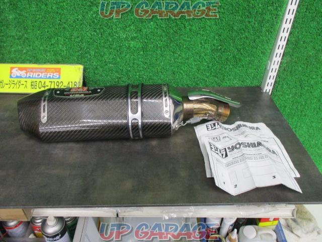 YOSHIMURA (Yoshimura) US Yoshimura Carbon slip-on silencer GSX-R1000 ('12 removed) Price cut!-01