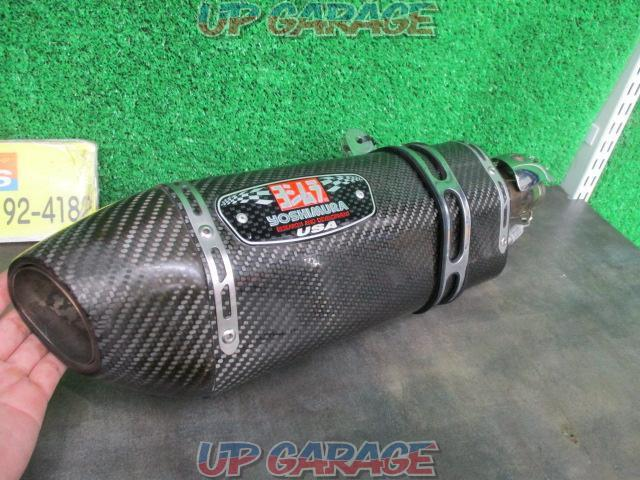 YOSHIMURA (Yoshimura) US Yoshimura Carbon slip-on silencer GSX-R1000 ('12 removed) Price cut!-02