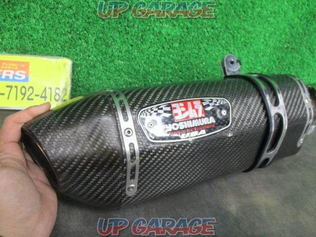 YOSHIMURA (Yoshimura) US Yoshimura Carbon slip-on silencer GSX-R1000 ('12 removed) Price cut!-04