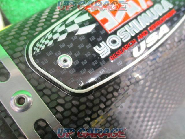YOSHIMURA (Yoshimura) US Yoshimura Carbon slip-on silencer GSX-R1000 ('12 removed) Price cut!-05