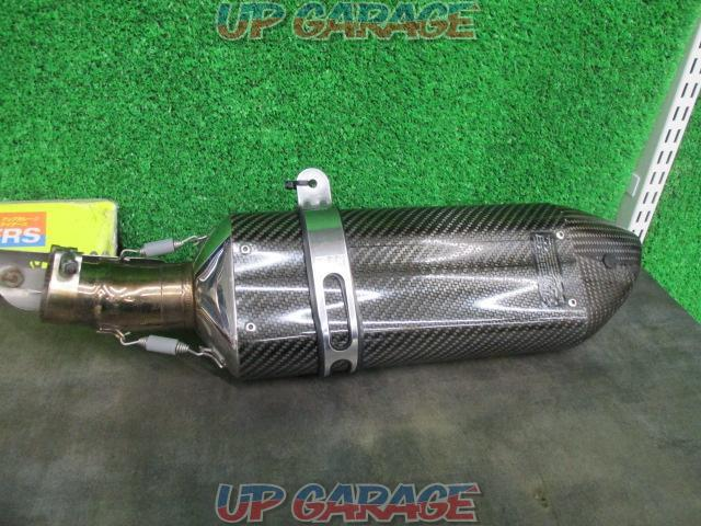 YOSHIMURA (Yoshimura) US Yoshimura Carbon slip-on silencer GSX-R1000 ('12 removed) Price cut!-06