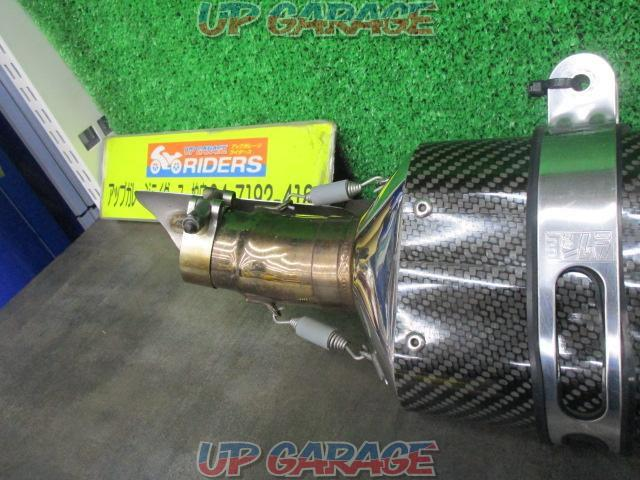 YOSHIMURA (Yoshimura) US Yoshimura Carbon slip-on silencer GSX-R1000 ('12 removed) Price cut!-07
