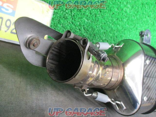 YOSHIMURA (Yoshimura) US Yoshimura Carbon slip-on silencer GSX-R1000 ('12 removed) Price cut!-09