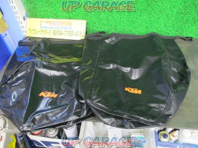 KTM Genuine pannier bag + support set KTM DUKE390 ('15)-07