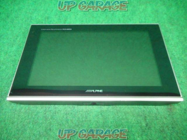 ALPINE PKG-M800A 8.0 inch WVGA rear vision (free monitor type) 2009 model]-01