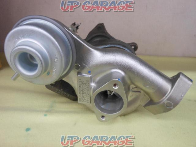 SUZUKI Swift Sport ZC33S Genuine turbine-01