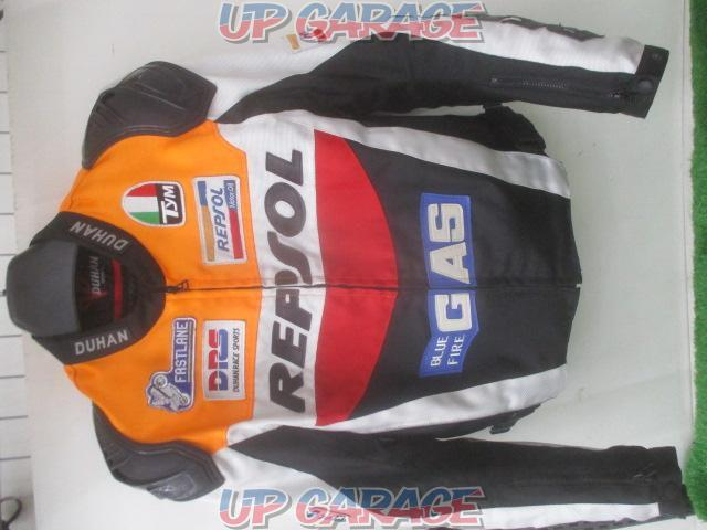 DUHAN REPSOL color riding jacket-01