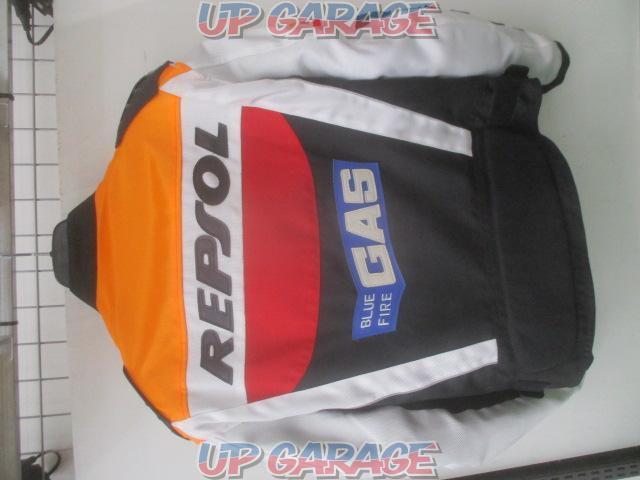 DUHAN REPSOL color riding jacket-02