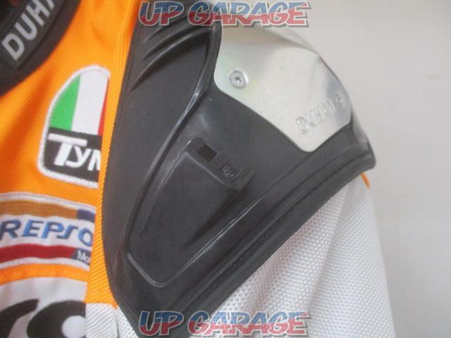 DUHAN REPSOL color riding jacket-03