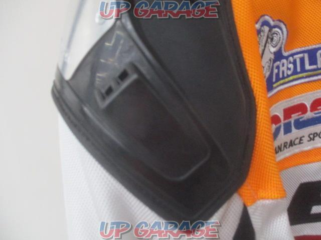 DUHAN REPSOL color riding jacket-04