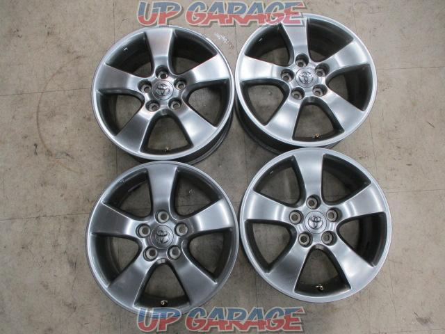 Toyota original (TOYOTA) 30 late Estima original aluminum wheels-01
