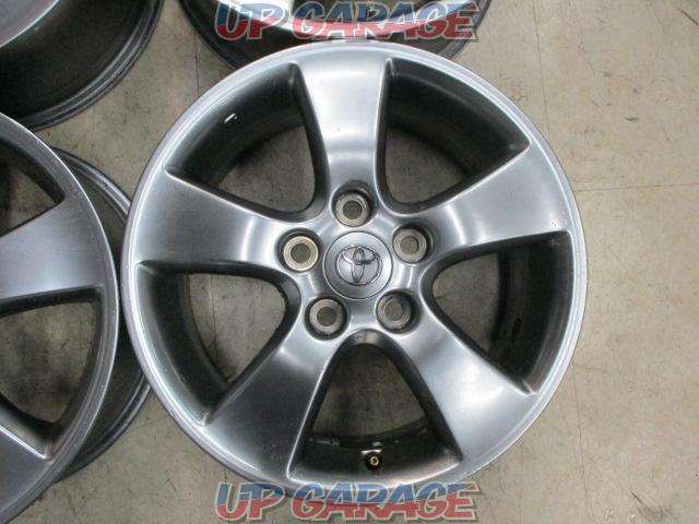 Toyota original (TOYOTA) 30 late Estima original aluminum wheels-02