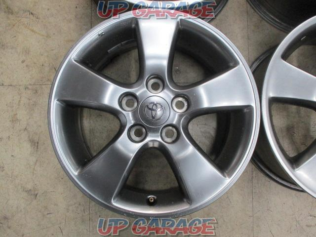 Toyota original (TOYOTA) 30 late Estima original aluminum wheels-03
