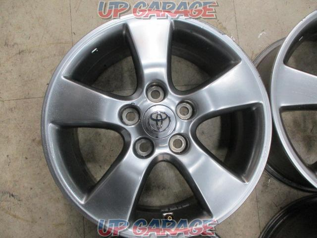 Toyota original (TOYOTA) 30 late Estima original aluminum wheels-04