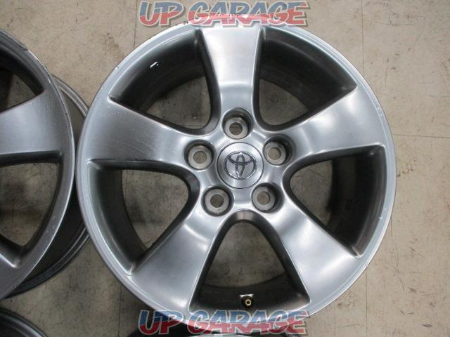 Toyota original (TOYOTA) 30 late Estima original aluminum wheels-05