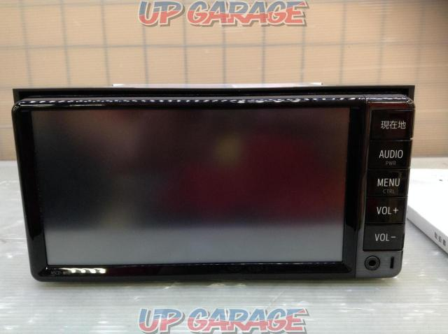 Toyota original (TOYOTA) NSCD-W66 With unused TV antenna & GPS antenna ※ DVD non-compliant model-02