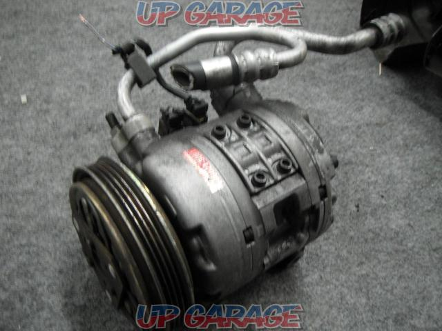 Wakeari ZEXEL Rotary air conditioner compressor R33 / used in the skyline-01