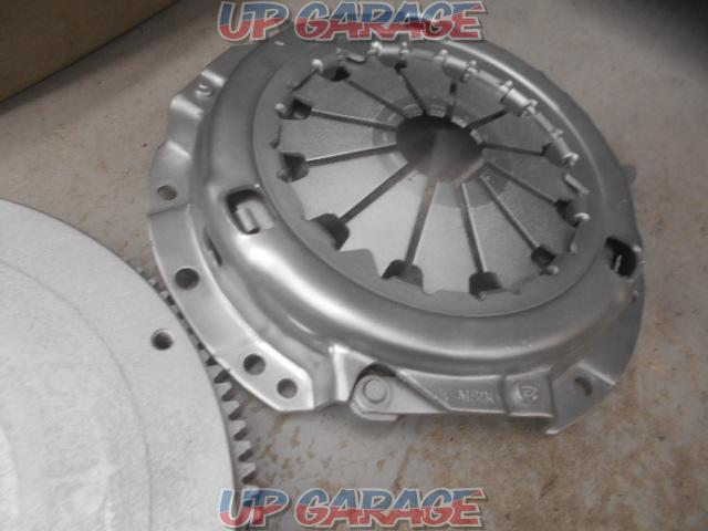 TRD Clutch cover - + Disk + Toyota AE86 Caro-La Levin late genuine flywheel-03