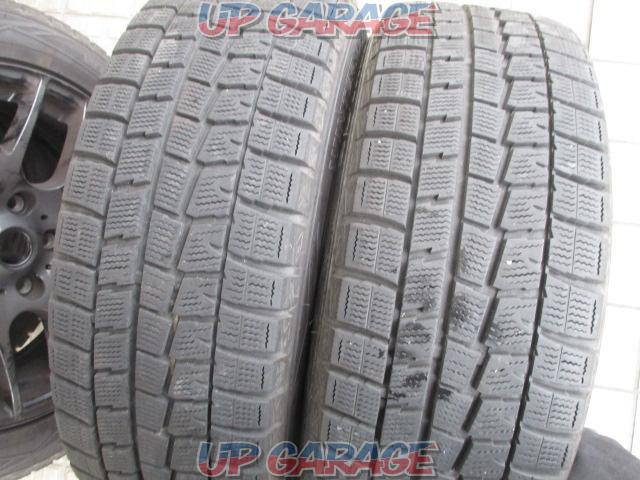 Sabae warehouse manufacturer unknown Mesh aluminum wheel + DUNLOP (Dunlop) WINTERMAXX WM01 4/4-05