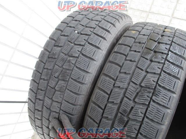 Sabae warehouse manufacturer unknown Mesh aluminum wheel + DUNLOP (Dunlop) WINTERMAXX WM01 4/4-06