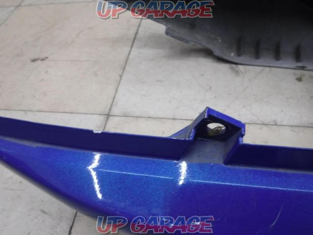 [XJR400] YAMAHA Genuine tail cowl-03
