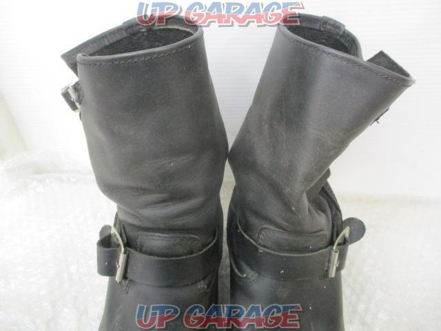 gorilla Leather engineer boots No size notation around 27cm?-03