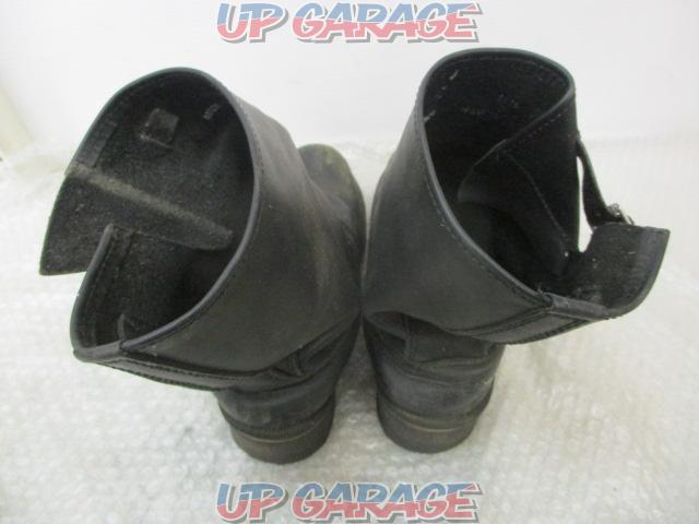 gorilla Leather engineer boots No size notation around 27cm?-04