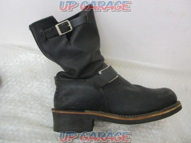gorilla Leather engineer boots No size notation around 27cm?-06