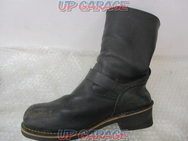 gorilla Leather engineer boots No size notation around 27cm?-07