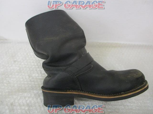gorilla Leather engineer boots No size notation around 27cm?-09