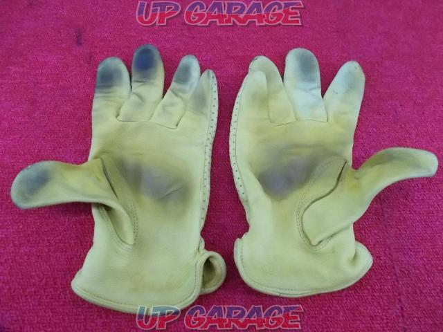 Size: XXL Unknown Manufacturer Mesh Leather Gloves Color: Camel-04
