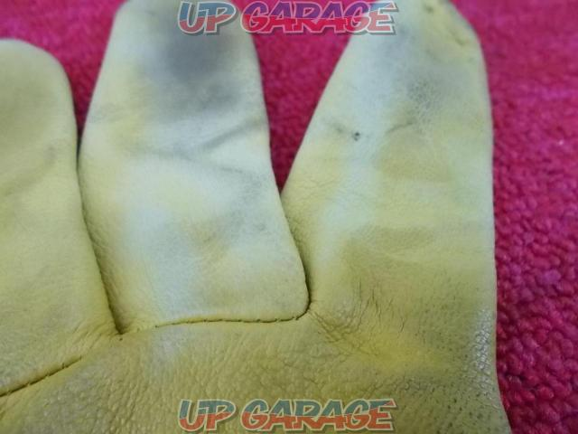 Size: XXL Unknown Manufacturer Mesh Leather Gloves Color: Camel-07