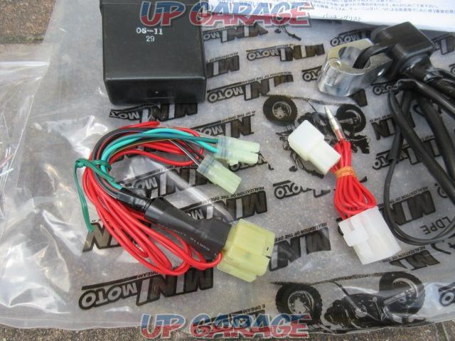 B-MOON FACTORY 12V Monkey B.M.F Free Adjustment Digital CDI unit-02